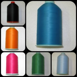 multiple images sewing thread