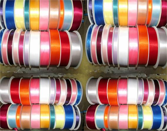 Quality Double Sided Satin Ribbon