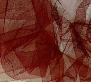 Wholesale Dress Fabric 40 metres Bales - Burgundy