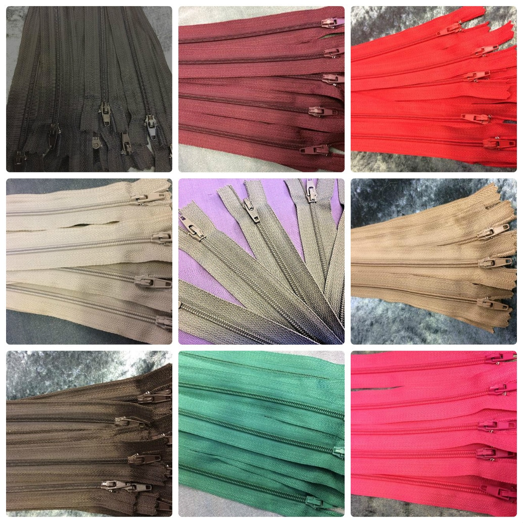 Special Offer Closed End Zips 10 Zips