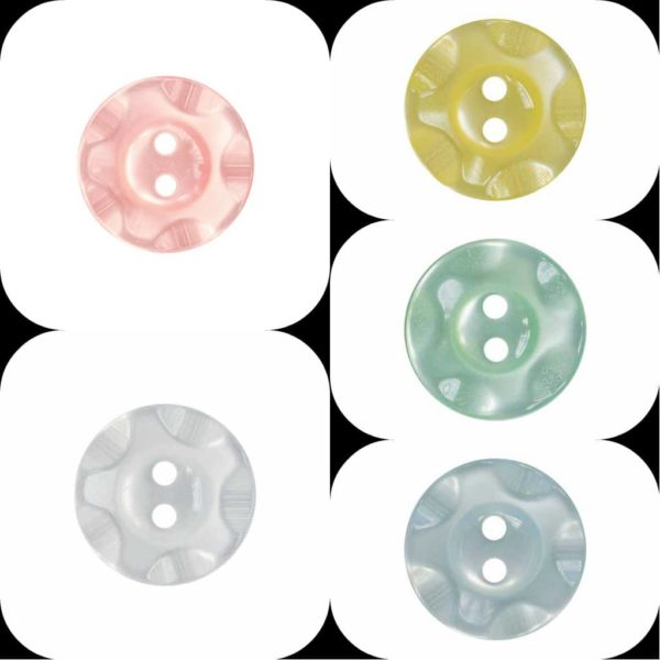 Fruit Gum Buttons Ligne 26-Wholesale Packs