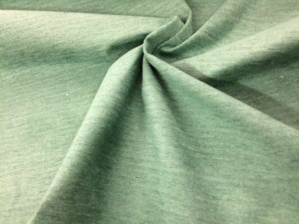 Bright Green Chenille Curtain Fabric - Curtain Material 150 cm Wide