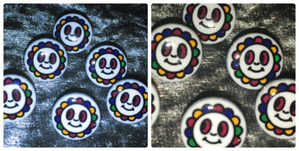 Sunfaces Picture Buttons - Ligne 20 - Wholesale Packs