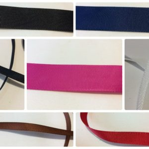 Grosgrain Ribbon 25mm Wide
