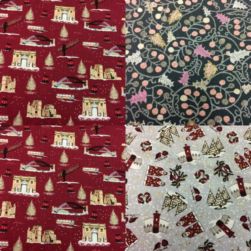 Petite Gateau Patterned Cotton Dress Fabric