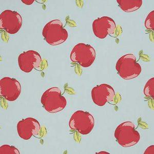 Dress Fabric apples