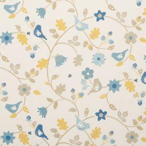 Dress Fabric birds