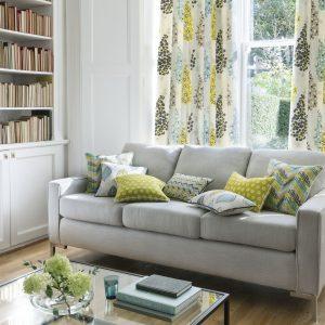 upholstery supplies modern living room lime