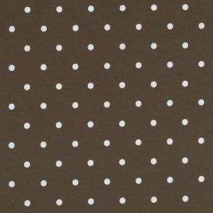 Dress Fabric brown dot