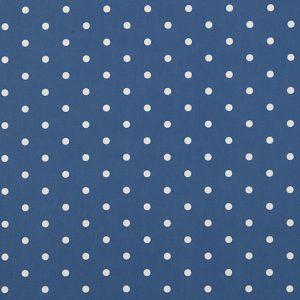 Dress Fabric denim dot