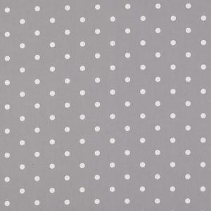 Dress Fabric grey dot
