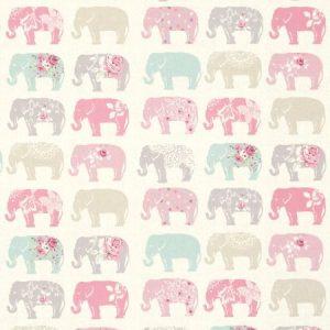 elephant fabric online