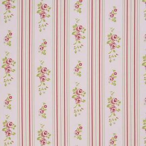 Dress Fabric rose