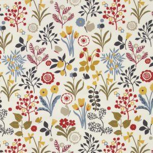 Dress Fabric floral