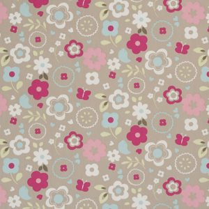 Dress Fabric pastel