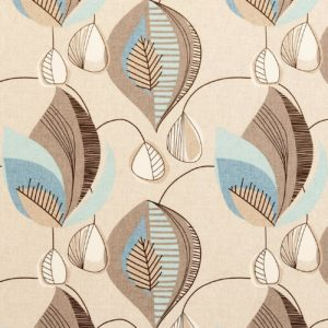 upholstery supplies leaf fabric