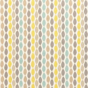 fabric online yellow and brown