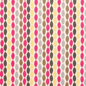 fabric online pink and cream