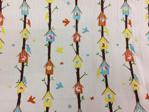 "Dress Fabric - Cotton - 44 "" (110 cm) Wide - Latest Collection - Birdbox"