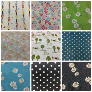 """Dress Fabric - Cotton - 44 """" (110 cm) Wide - Latest Collection"""