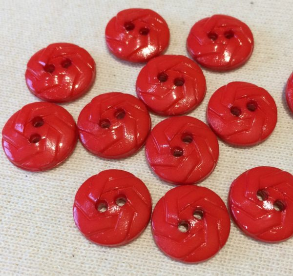 red cover buttons