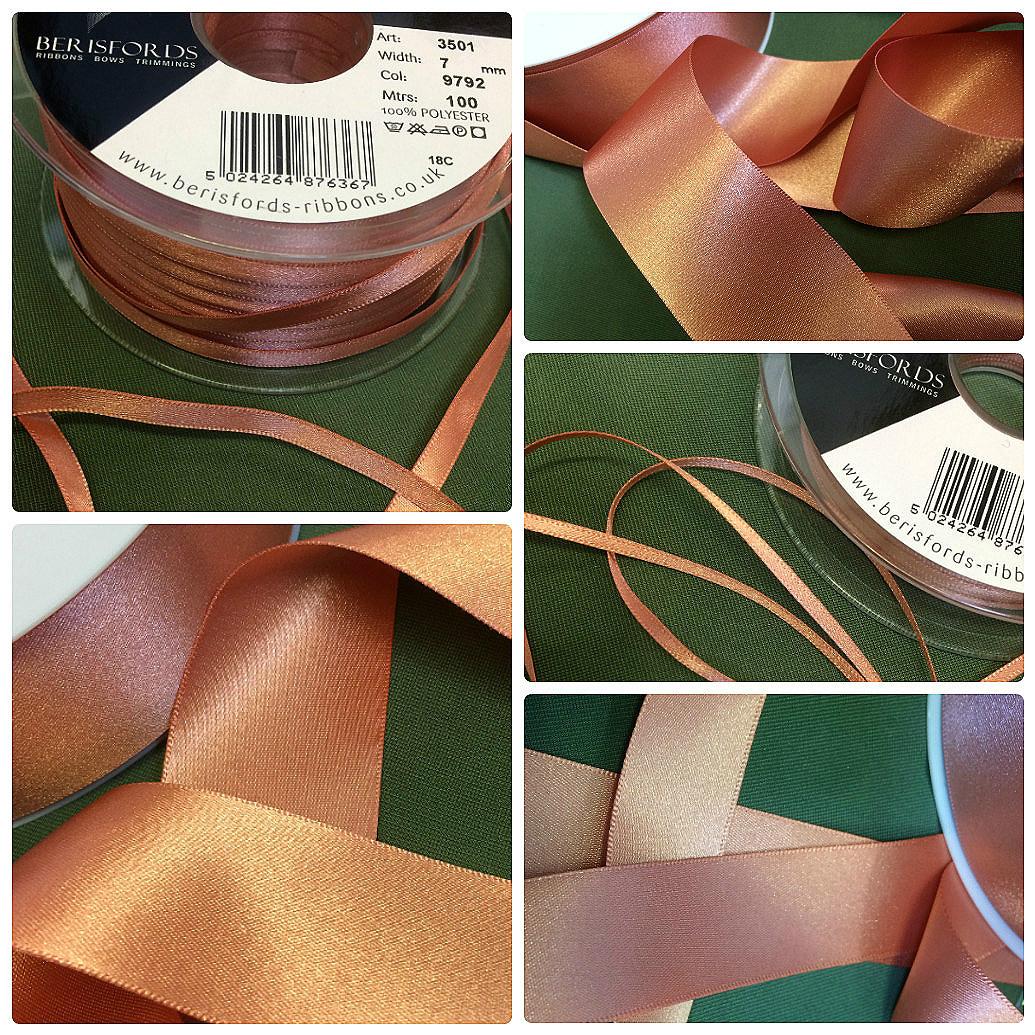 wholesale ribbon - peach