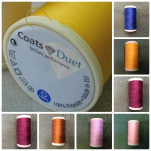 Coats Duet Polyester General Sewing Thread