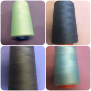 5000 Yard Overlocking Sewing Machine Thread Clearance 4 Threads