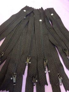 Black Zips