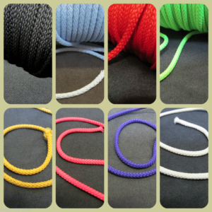 4 mm Polyester Piping Cord Choose From 20 Colours