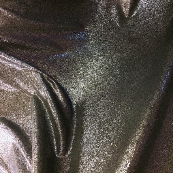 Silver Grey Micro Dot Lame Dress Fabric 125 cm wide