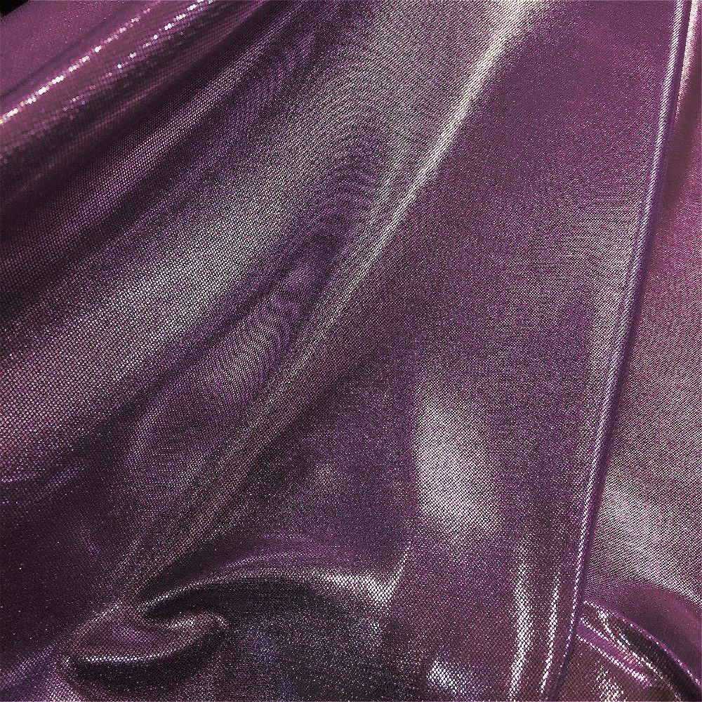 Light Purple Micro Dot Lame Dress Fabric 110 cm wide