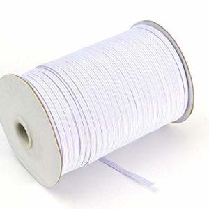 white roll curtain header tape