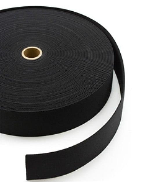 black curtain header tape