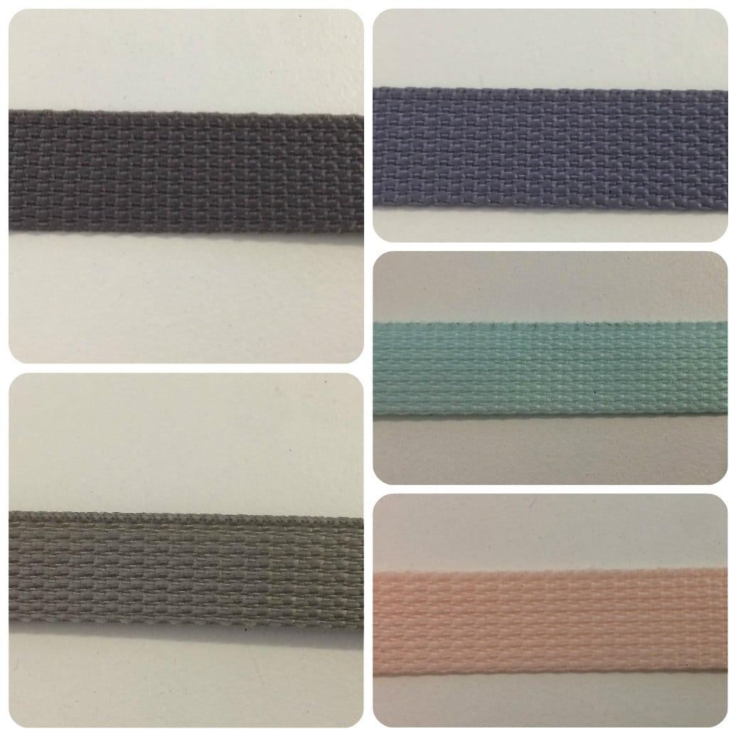 Polypropylene Tape 12 mm Wide 25 Metre Rolls