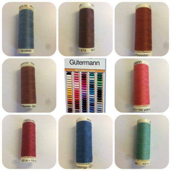 Gutermann 100 metre General Sewing Thread