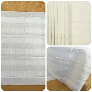 6 inch curtain tape wholesale haberdashery