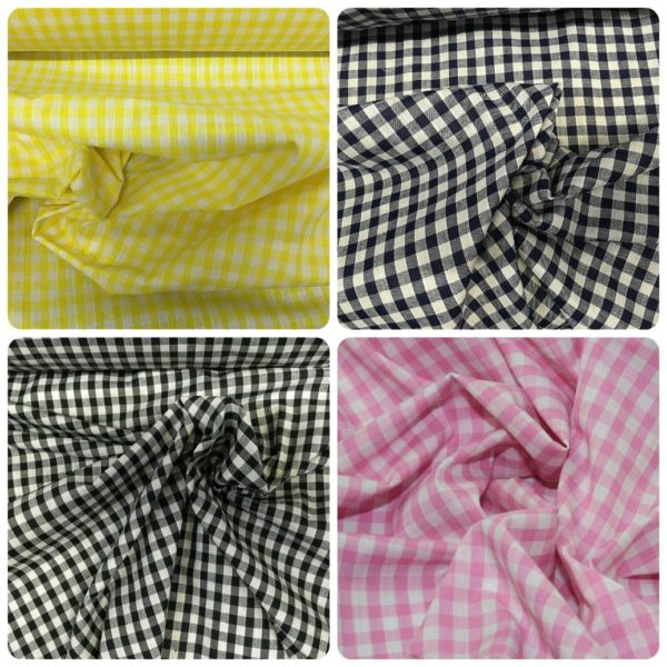 "1/4 ""Gingham Dress Fabric SALE"