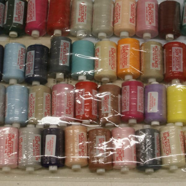 Wholesale Sewing Thread Available In Stocked Warehouse