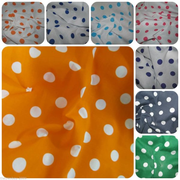 multiple images spotty upholstery fabric