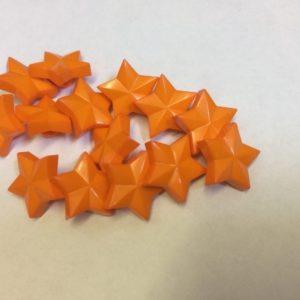 orange star buttons