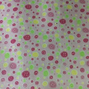 buttons cotton dress fabric for craft wholesale dress making fabrics