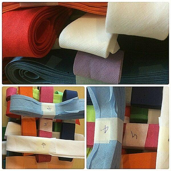 cotton bunting tape for craft wholesale haberdashery