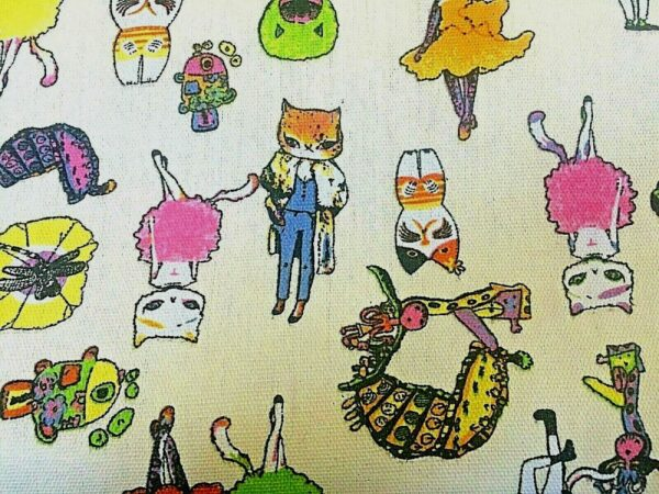 cat cotton dress fabric for craft wholesale fabrics and dress making