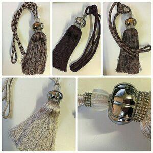Key Tassels & Tassel Trim for craft wholesale haberdashery and trimmings